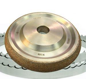 1FF1, 14FF1. CBN круги на гальванической связке