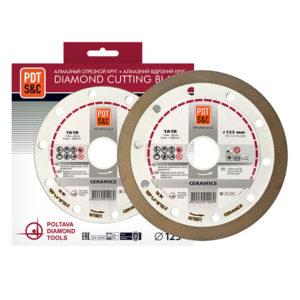 Отрезной диск 1A1R Ceramics