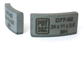 Сегменты алмазные с подложкой (PDT)